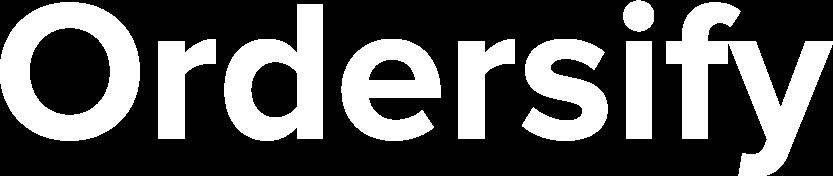 Ordersify logo